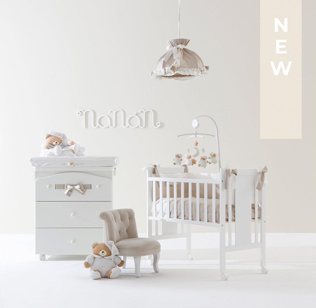 Nanan moda e abbigliamento neonati