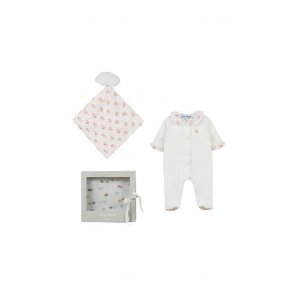 tartine et chocolat completo nascita bianco per bebè
