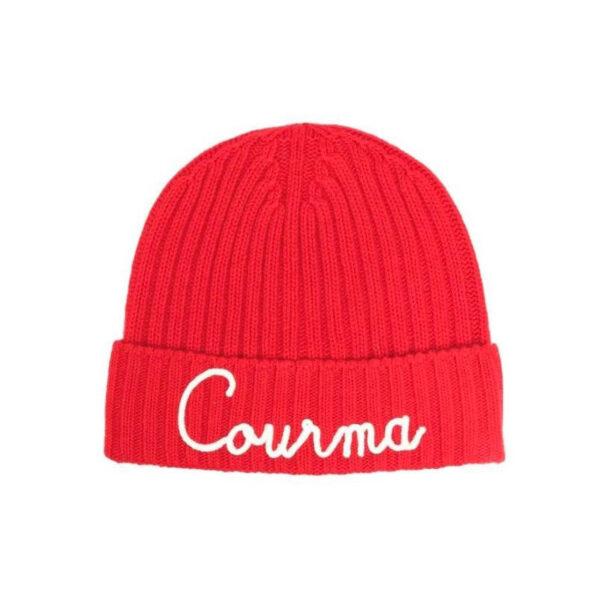 MC2 Saint Barth cappellino rosso