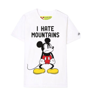 MC2 SAINT BARTH T-SHIRT TOPOLINO I HATE MOUNTAINS – EDIZIONE SPECIALE DISNEY©