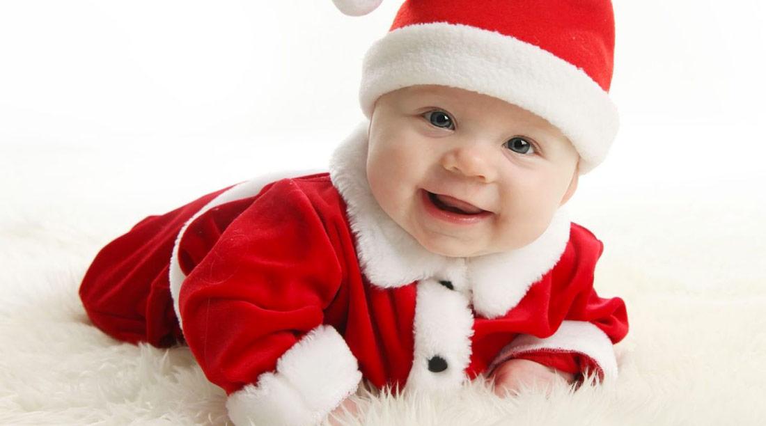 Abbigliamento Natalizio Per Neonati