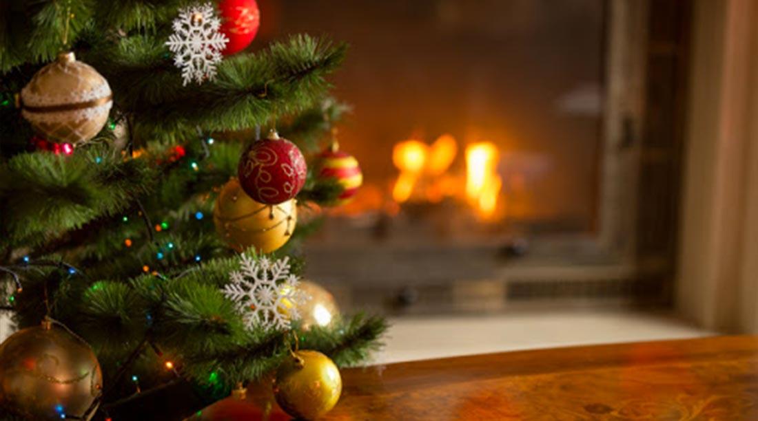 Albero di Natale in tutto il mondo