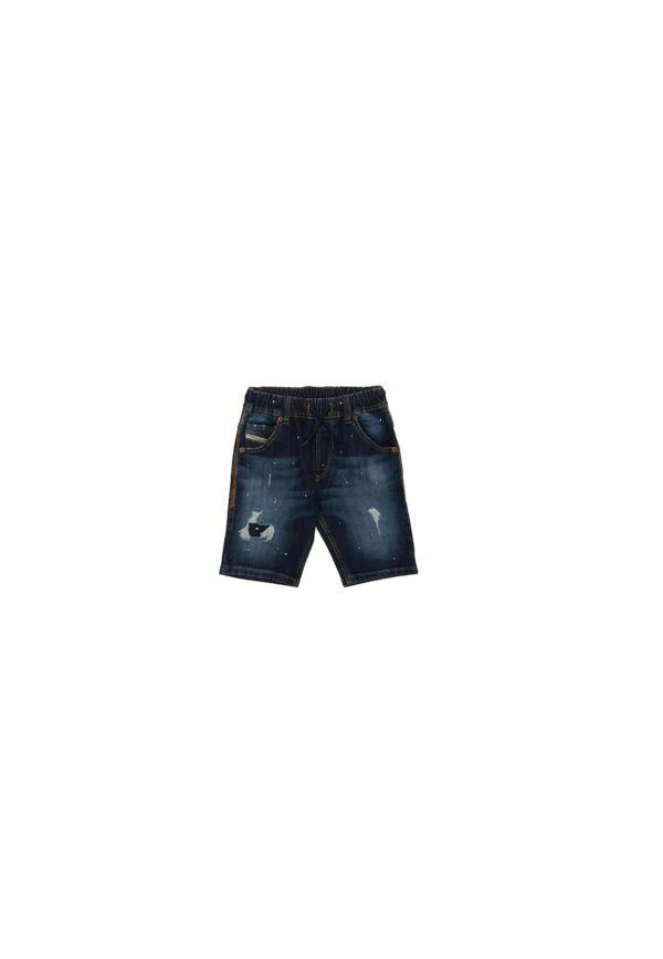 Diesel shorts jeans denim destroyed