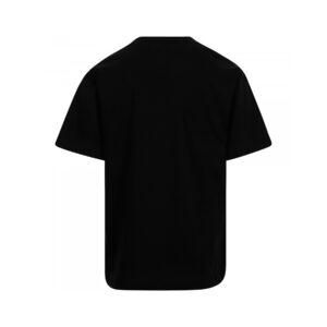 Diesel T-shirt Nera Retro