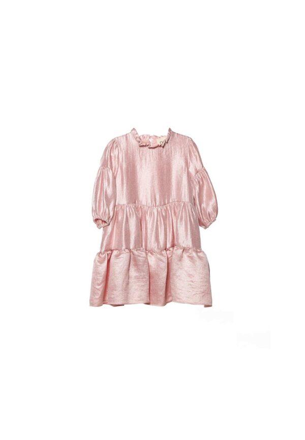 Douuod Kids abito bambina rosa