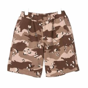 DOUUOD KIDS SHORTS CON STAMPA CAMOUFLAGE