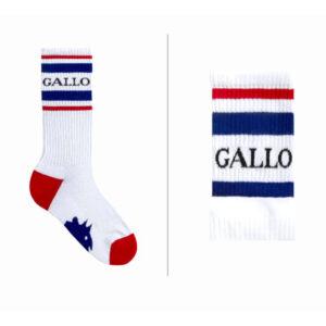 GALLO CALZA CORTA IN SPUGNA BI-COLOR