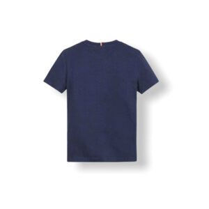 Tommy Hilfiger Junior T-shirt Blu Con Logo