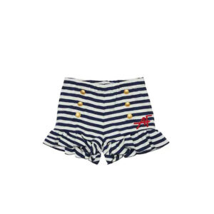 ALBERTA FERRETTI JUNIOR SHORTS IN FELPA