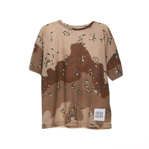 DOUUOD KIDS T-SHIRT CON STAMPA