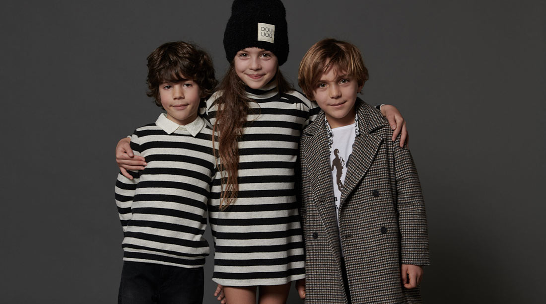 DOUUOD Kids Moda Bambino