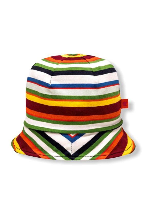 Gallo cappellino multicolor bambino