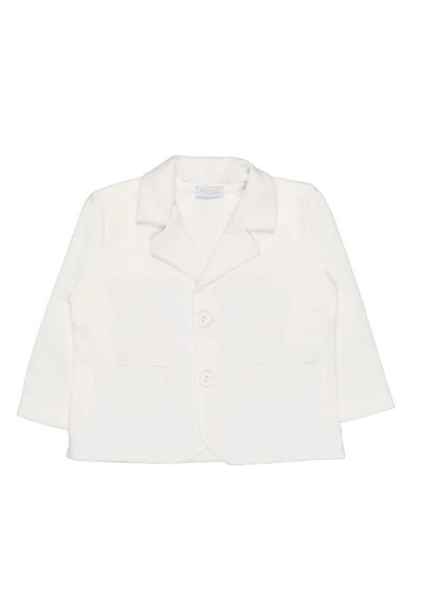 Nanan giacca bianca