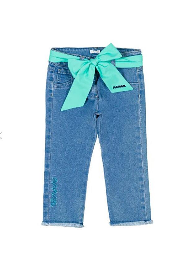 Nanan Jeans con cintura