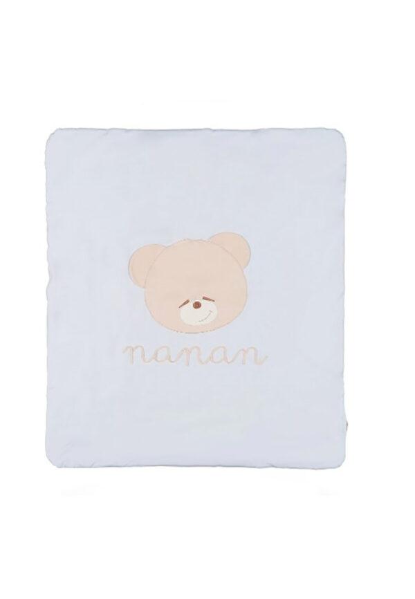 Nanan copertina con orsetto