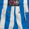 Dettagli MC2 Boxer riga azzurra