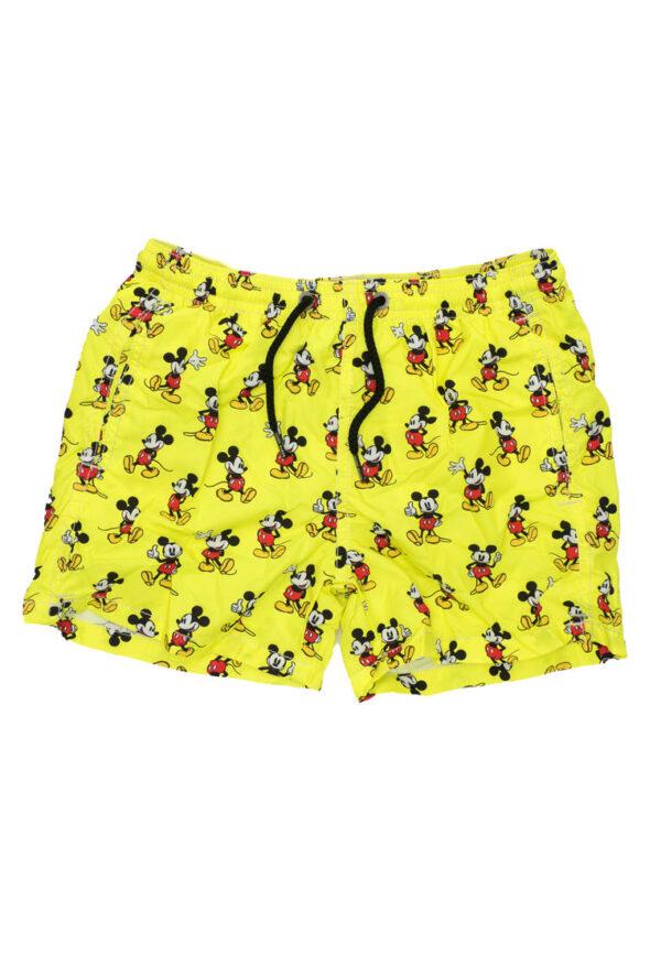 MC2 Saint Barth costume boxer giallo fantasia topolino Disney