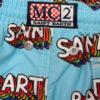 MC2 Saint Barth boxer mare bambino stampa Saint