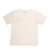 MC2 Saint Barth t-shirt bianca con loro rosso