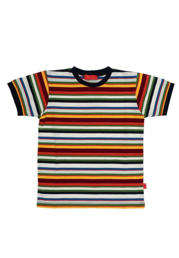 MC2 Saint Barth t-shirt righe multicolor