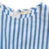 Nanan abito a righe per bambina bianco e blu