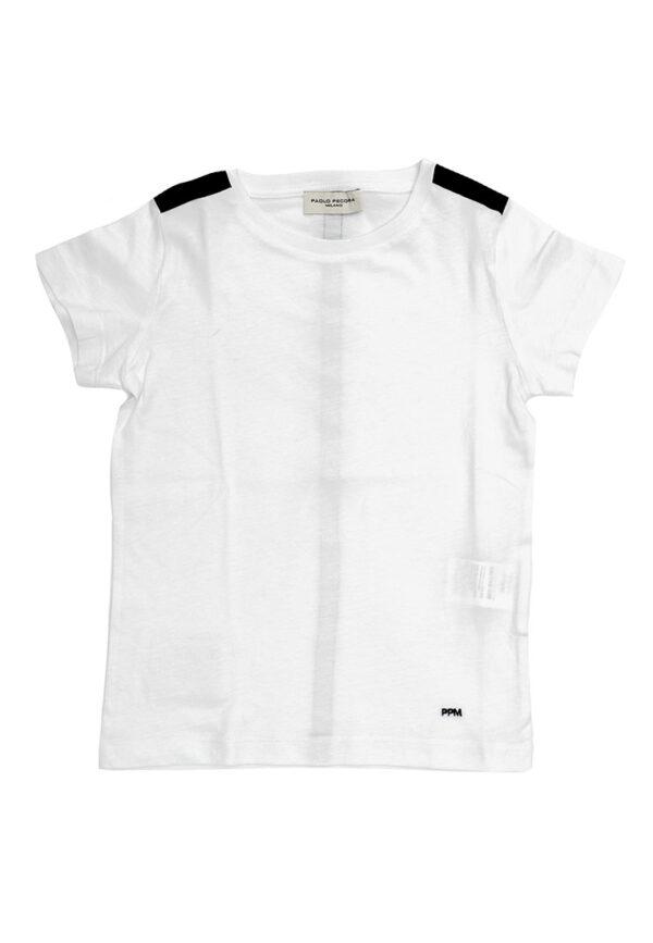 Paolo pecora t-shirt inserti