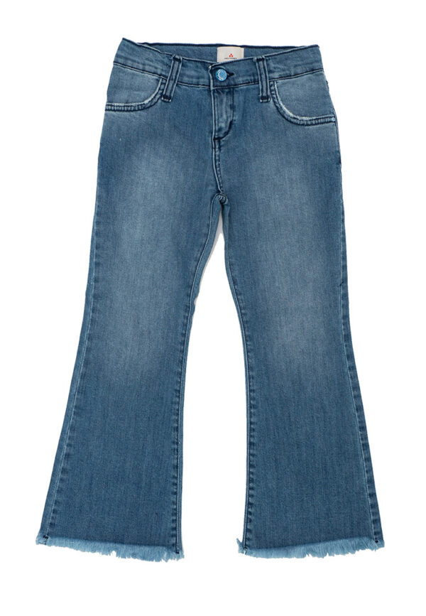 Peuterey jeans a zampa