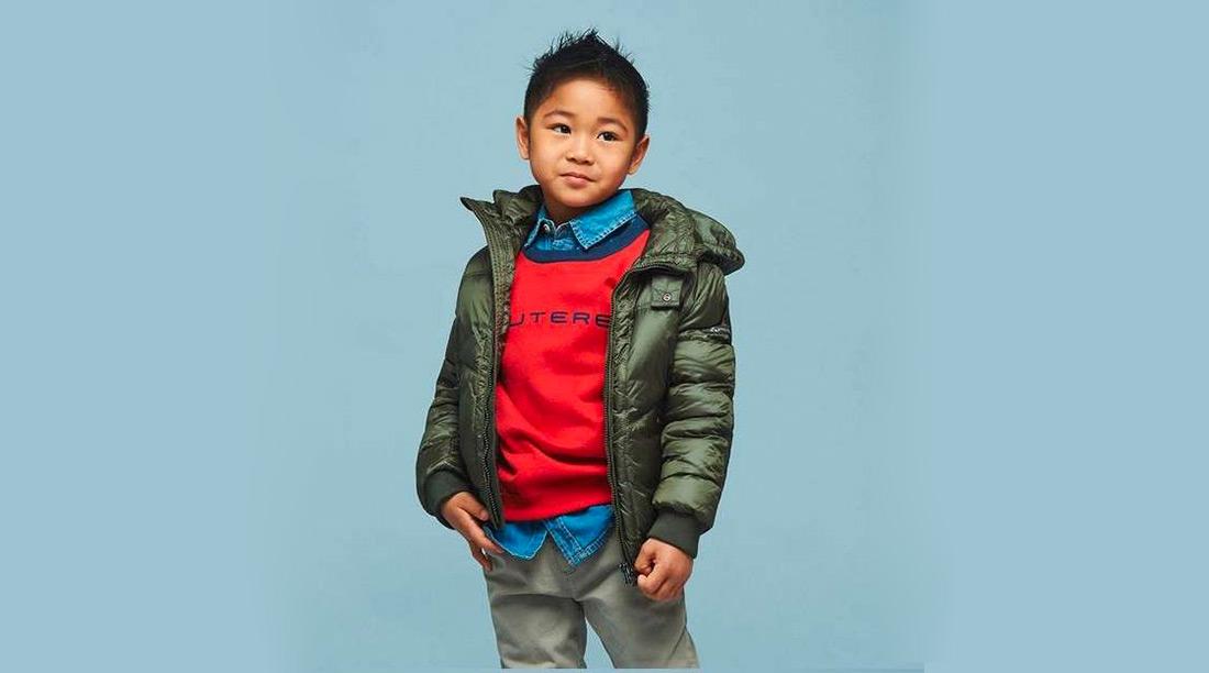 Peuterey Jr Abbigliamento Bambino
