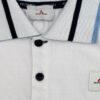 Peuterey t shirt bianca polo bambino