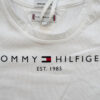Tommy hilfiger shirt bianca logo