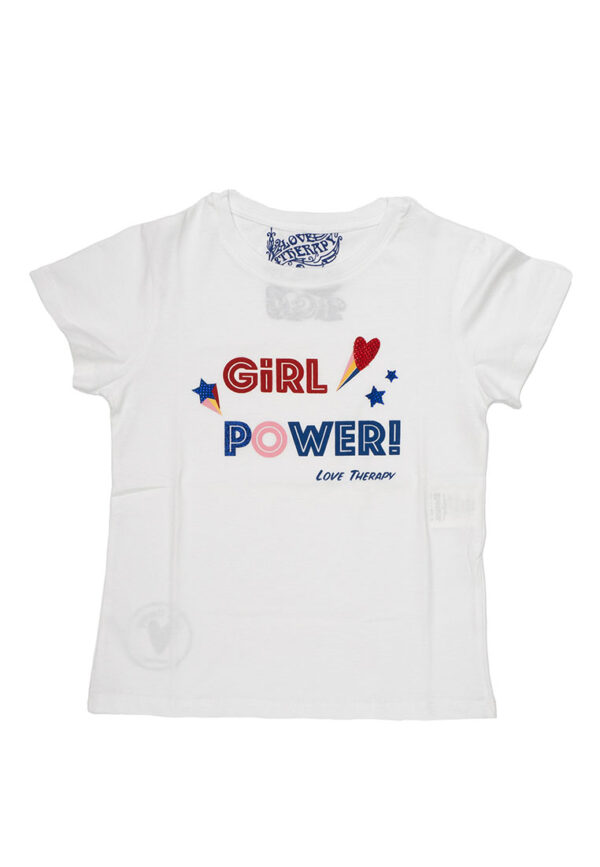 Love therapy t-shirt bianca girl power