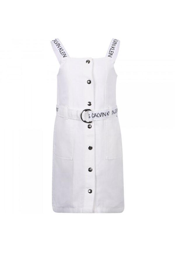 Calvin Klein abito bianco