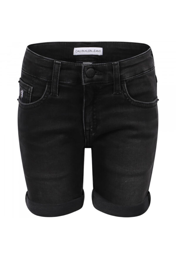 Calvin Klein bermuda nero jeans