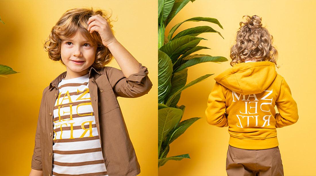 Mannuel Ritz Moda Bambino Vendita Online