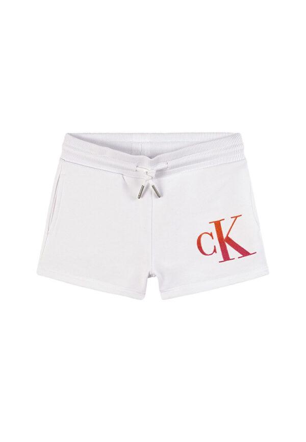 Short Calvin Klein con logo CK