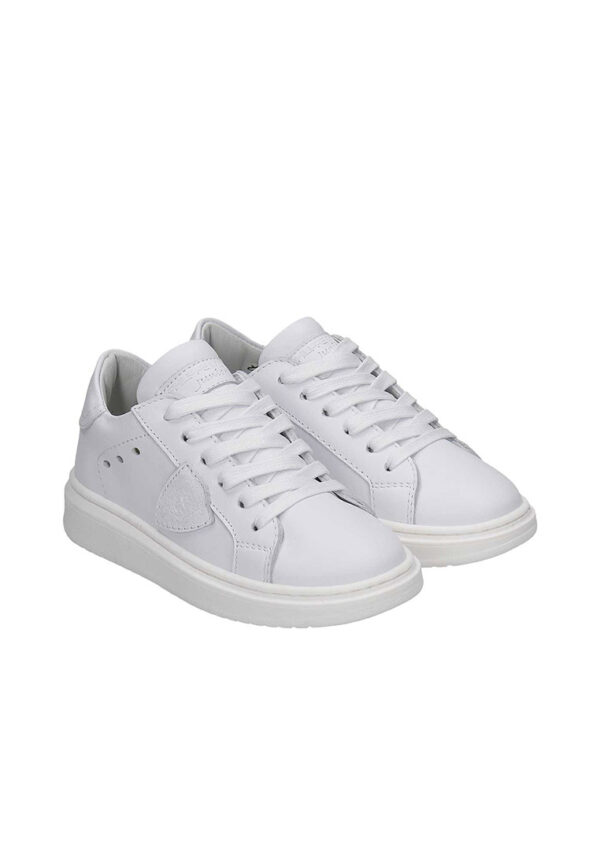 Sneakers Philippe Model unisex bianche