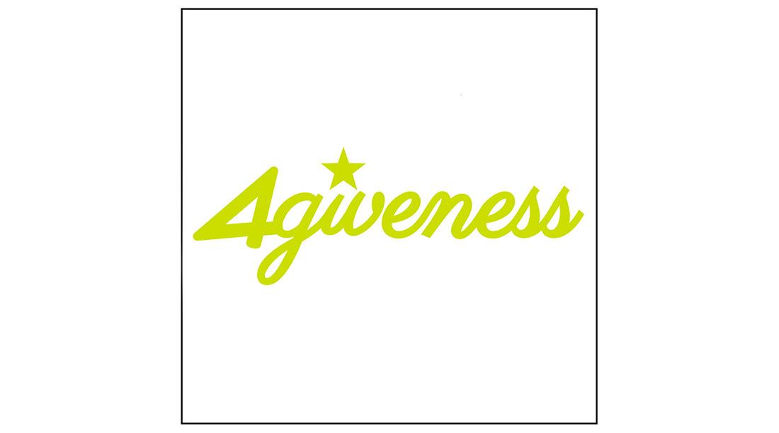 Logo 4Giveness Moda Mare Bambino.