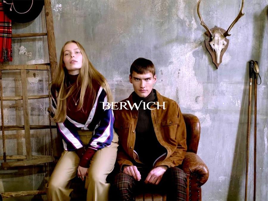 Berwich kidswear su Amore della Mamma