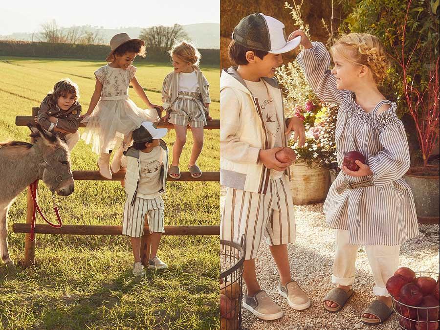 Brunello Cucinelli kids su Amore della Mamma