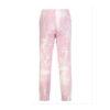 Calvin Klein pantalone rosa tye per ragazza retro