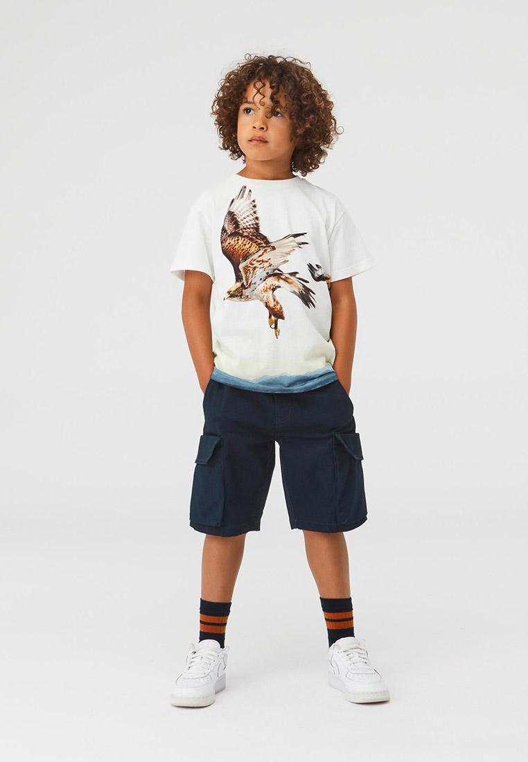 Molo outfit completo per bambino shirt e bermuda