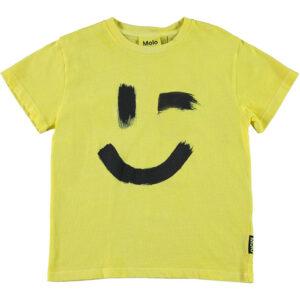 """MOLO T-SHIRT """"RAME"""" CON SMILE"""