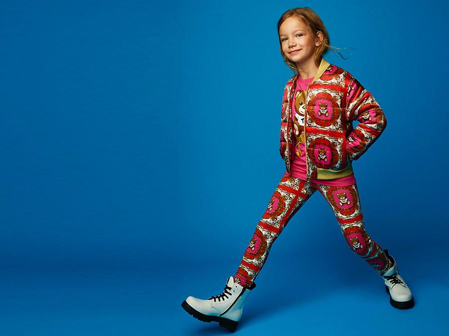Moschino Kids Abbigliamento su Amore della Mamma