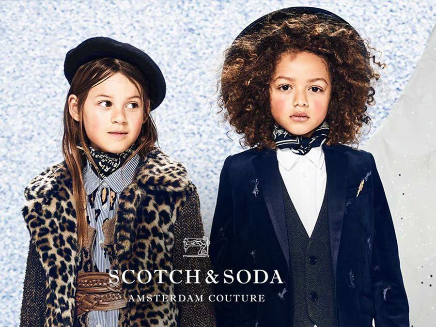 Scotch and Soda abbigliamento bambino su Amore della Mamma