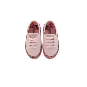 MINI MELISSA Sneakers Minnie In Gomma Profumata