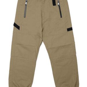 Nº21 Kids Pantaloni Affusolati Con Dettaglio A Contrasto
