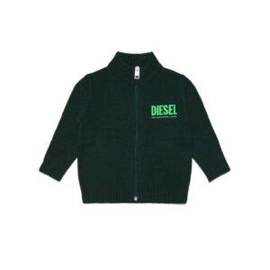Diesel Kids Maglione Con Zip