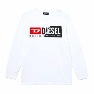 Diesel Kids T-Shirt Con Logo