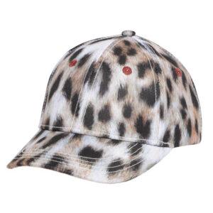 MOLO Cappello Beige Con Logo