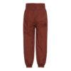 Pantaloni tuta Molo per bambina color rame